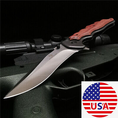 POCKET KNIFE ASSISTED OPEN KNIVES Blade Tactical Folding Knifes Survival Rescue