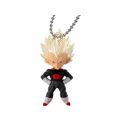 Dragon Ball UDM Best 31 Xeno Ginyu Gacha Capsule Mascot Swing Key Chain Anime