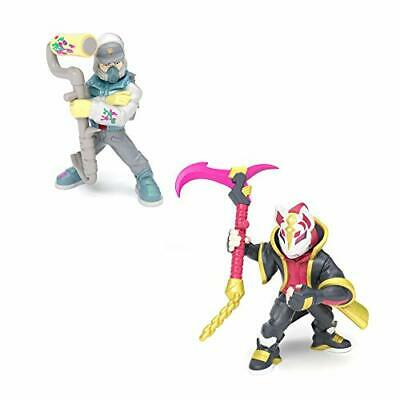 Toys-Fortnite - Drift & Abstrakt Duo Figure Pack (Wave 2) /Toys TOY NEW