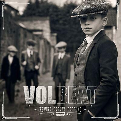 Volbeat - Rewind, Replay, Rebound (NEW CD ALBUM)