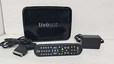 DECODER SATELLITARE TivùSat i-CAN 1110 SV STORM NO SMART CARD NO HD +TELECOMANDO