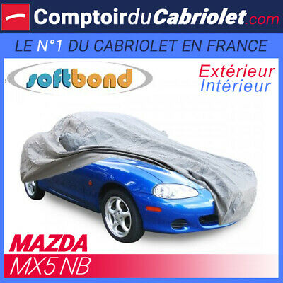 Bâche de protection mixte SoftBond® Housse Peugeot 207 CC