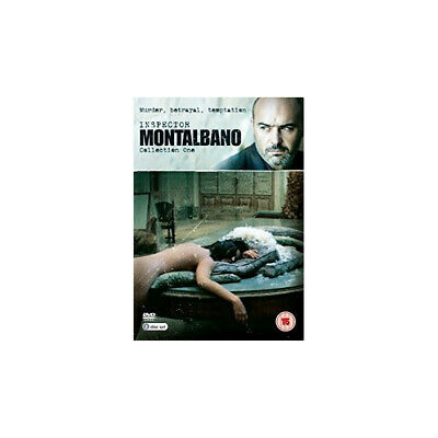 Inspector Montalbano: Collection One (2 Disc)  - DVD