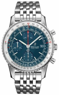Breitling Navitimer 1 Chronograph 41 Blue Dial Men's Watch A13324121C1A1