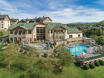 Aug 7-11 2-Bedroom Deluxe Condo Wyndham Smoky Mountains Sevierville 4 Nights