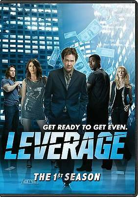 Leverage: Season 1 Timothy Hutton, Gina Bellman, Christian Kane, Aldis Hodge, B