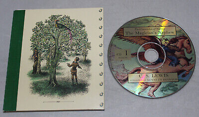 Chronicles of Narnia The Magicians Nephew 4CD Audio Book Read By Kenneth Branagh
