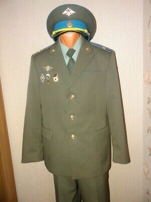 Russia army military daily  BTK uniforms VDV airborne Major  officer  201X