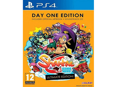 PS4 Shantae: Half Genie Hero Ultimate Edition Day One Edition