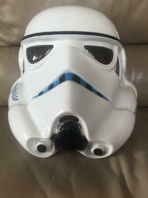 Star Wars Stormtrooper PVC Adult Costume Mask Rubies Licensed