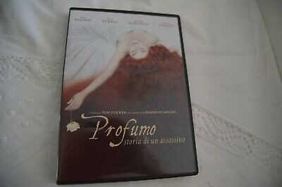 DVD Profumo  storia di un assassino Un film di Tom Tykwer  italienisch
