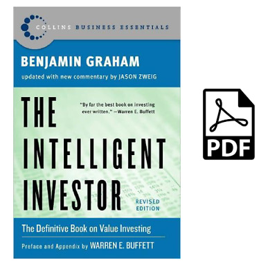 The Intelligent Investor: The Definitive Book on Value ... 🌟Read Description🌟