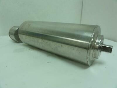 170510 Old-Stock, Vandergraff TM127A25-410 Drum Motor 1Hp 230V 315 ft/min 3Ph