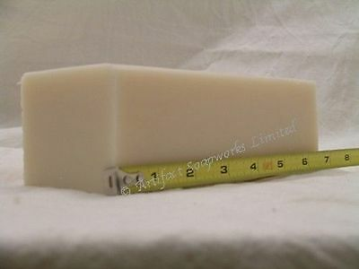 ONE Handmade Soap Loaf - Cocoa Butter Vegan Olive Oil