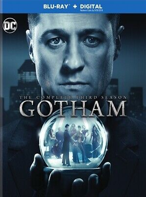 GOTHAM TV SERIES THE COMPLETE THIRD SEASON 3 New Sealed Blu-ray