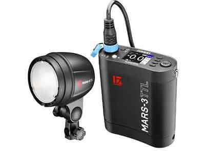 Jinbei MARS 3 portable TTL Battery Flash Kit for DSLR