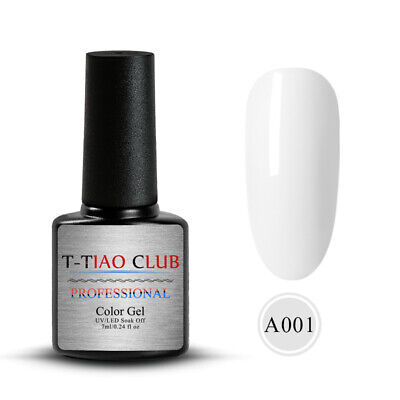 T-TIAO CLUB 132 Classic Gel Nail Art Polish Soak off UV/LED Varnish Manicure DIY
