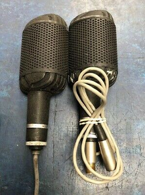 VINTAGE PHILIPS N8210 OMNIDIRECTIONAL MICROPHONE new old stock!