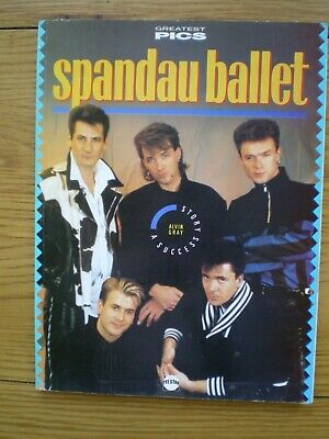 SPANDAU BALLET by Alvin Gray in excellent condition