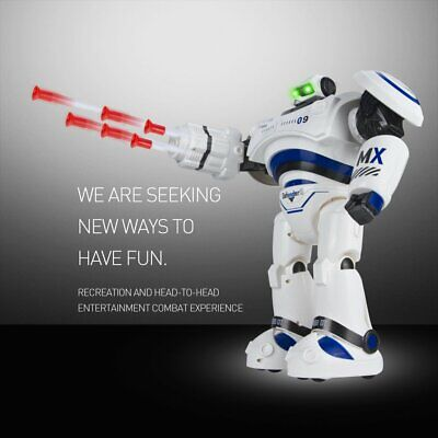 Gesture Smart Robot Toys Remote Control Robot Nice Gift for Boys Girls Kids
