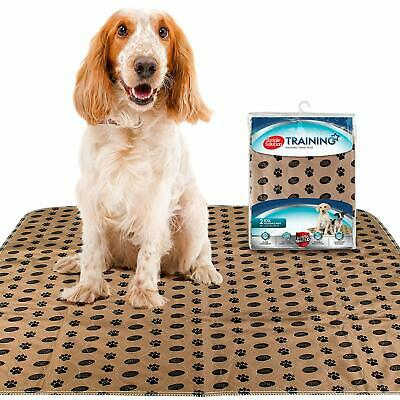 Simple Solution Washable Training and Travel Dog Pads XXL Pack of 2 ReUsable