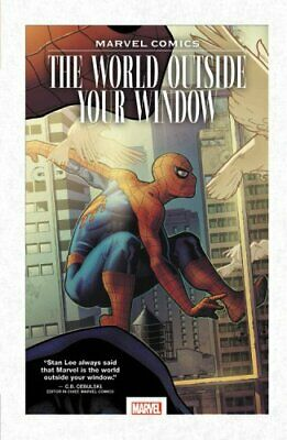 Marvel Comics: The World Outside Your Window by Marvel Comics 9781302918729
