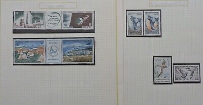 Lot Taaf French Antarctic  Stamps ! Most Mnh Collection ! See Photo L@@K !!!!!!!