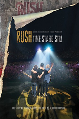 Rush-Time Stand Still / (Dig) Dvd New
