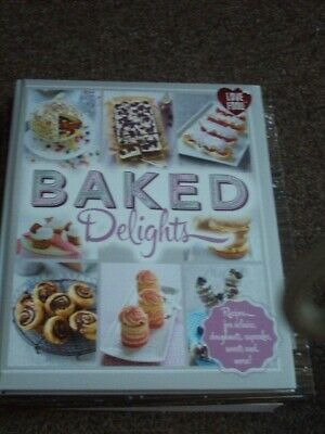 Baked Delights Angela Drake Paragon Books New Cook Recipe Book