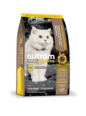 Nutram Complete Dry Grain Free Cat and Kitten Food Salmon and Trout, 1.8 kg