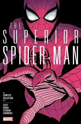 Superior Spider-man: The Complete Collection Vol. 1 by Dan Slott 9781302909505