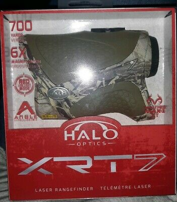 Halo Optics Xrt7 Rangefinder 700 yards 6 x magnification