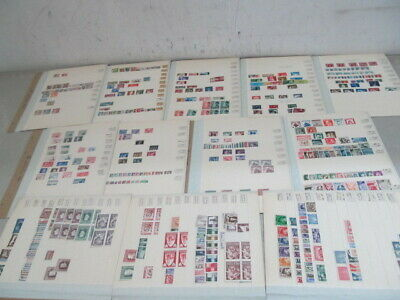 Nystamps Europe much mint NH stamp block collection Stock page