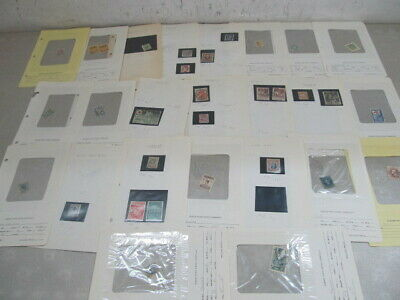 Nystamps Europe & Austria Belgium old stamp collection high value