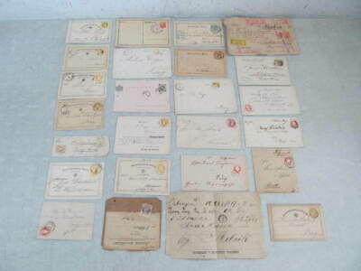 Nystamps Austria old Stamp Cover postal cancellation collection many better !