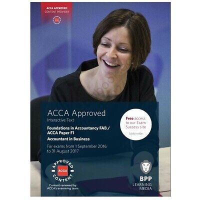 Best price! ACCA (Any Paper) Study Materials