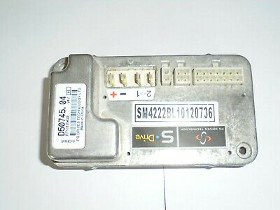 s drive controller from a 4 mph pride colt deluxe