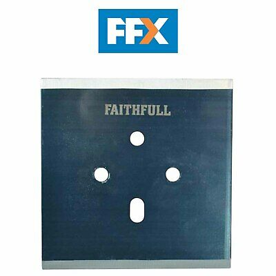 Faithfull 640 de Rechange Lame pour FAISCRA21 (Simple Paquet)