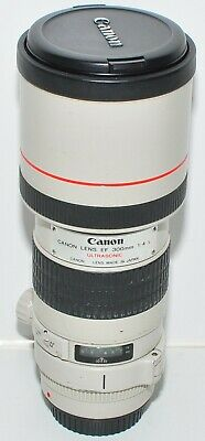 Canon EF 300mm f/4  L USM; guter Zustand