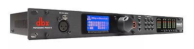 dbx DriveRack PA2 Complete NEW Loudspeaker Management System FREE 2-Day Air Ship