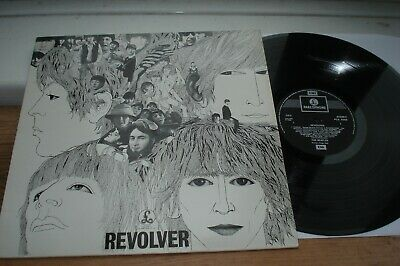 The Beatles Revolver PLAYS EX!! DMM REMASTERED COMPLETE STEREO  1988 UK LP