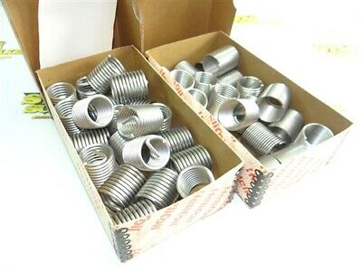 """New Lot Of Helicoil Thread Repair Inserts 7/8""""-9 & 7/8""""-14"""