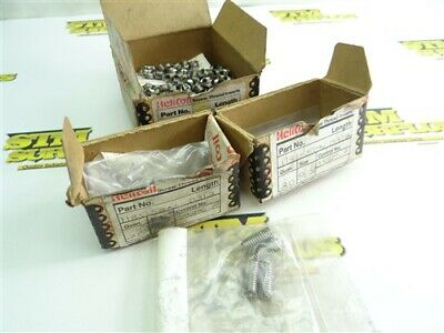 """New Lot Of Helicoil Thread Repair Inserts 1/4""""-20 1/4""""-28 5/16""""-18 & 5/16""""-24"""