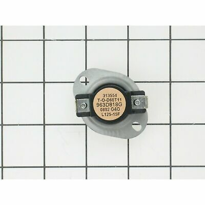 GE - WE4X812 Dryer Thermostat Assembly - NEW  (K)