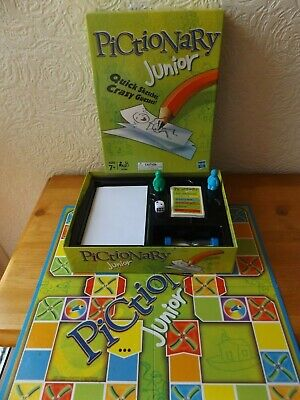 Pictionary Board Game-Spares-100 Replacement Cards-500 Questions-Good Condition
