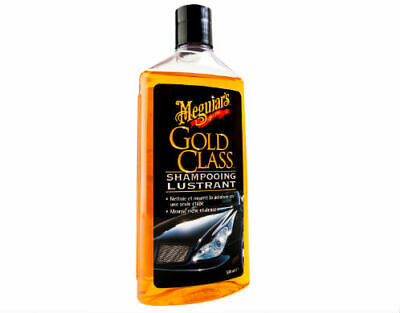 Shampooing Lustrant Gold Class-MEGUIARS