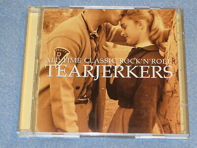 VARIOUS ARTISTS All Time Classic Rock 'n' Roll Tearjerkers (CD 2003) 2-CD SET