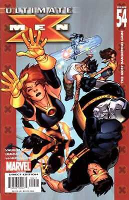 Ultimate X-Men (2001 series) #54 in Near Mint + condition. Marvel comics [*2p]