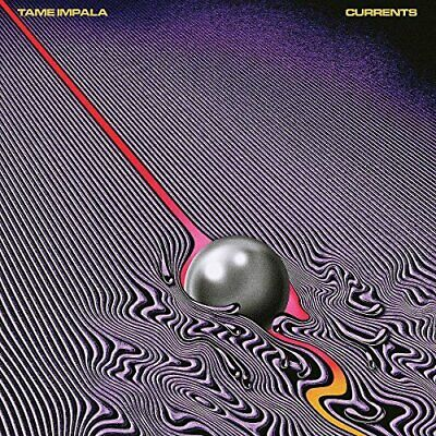 Tame Impala-Currents Cd New