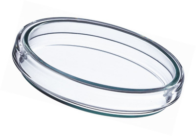 Neolab Electric 2132 Petri Dishes Anumbra 80 mm x 15 mm (Pack of 5)
